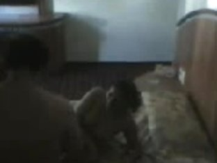 Mature sex action caught on tape