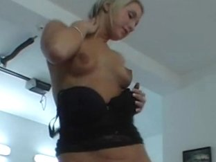 Lapdance and BJ by czech blond sweetie