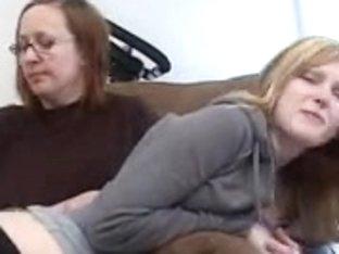 2 very bad cuties spanked part 1