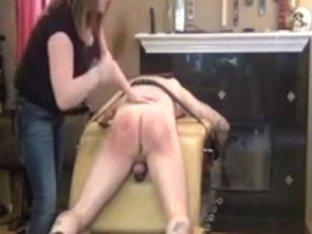 jock spanked