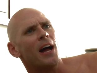 Alison Moore releases her sexual fervency onto Johnny Sins