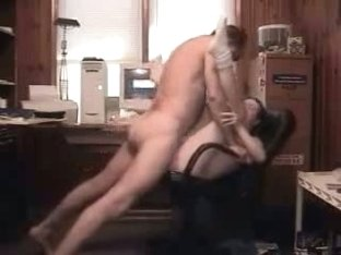 Fucking my Asian assistant