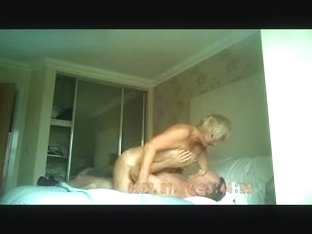 Cute Mother I'd Like To Fuck gilf can't stop bucking on top, hidden camera.