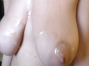 This Babe got his load all over her non-professional merry love bubbles