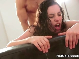 Horny pornstar in Fabulous Stockings, Threesomes porn clip