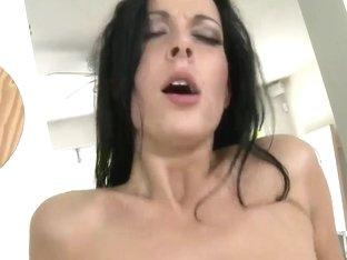 Violet Marcelle got fucked after blowjob