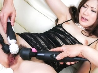 Horny Japanese slut Rina Koda in Best JAV uncensored Blowjob scene