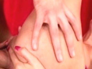 Crazy pornstar in incredible foot fetish, cunnilingus sex video