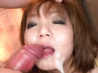 Fabulous Japanese whore Mizuki Ishikawa in Incredible JAV uncensored MILFs video