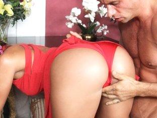 Jada Stevens  & Alan Stafford in My Dad Shot Girlfriend