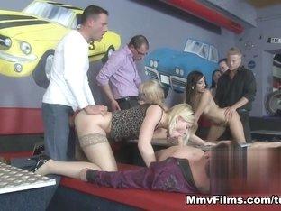 Incredible pornstars in Fabulous Cumshots, Group sex xxx video