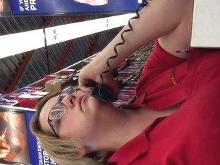Parts store big boobs