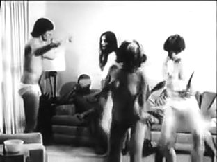 Final Party Scene, Four on the Floor (1969 softcore)