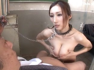 Hottest Japanese whore JULIA in Amazing handjobs, couple JAV video