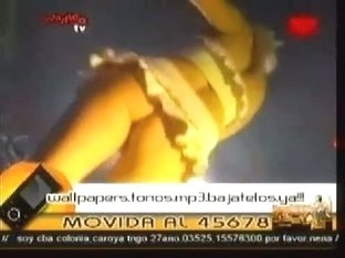 Superb upskirt video of alluring chicks dancing