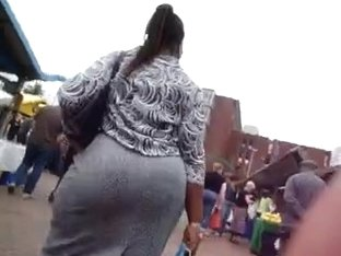 Big African Booty
