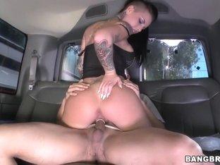 Christy Mack on the BangBus
