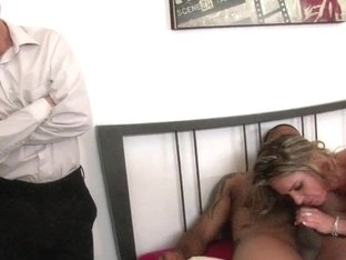 Amanda Blow in Fuck My White Wife #3