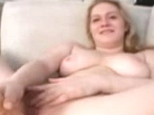 Lewd Plump Corpulent Ex Girlfriend playing with her Soaked Vagina
