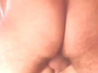Anal Sex with his Small and Soft Dick And Creampies