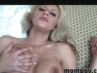 Masturbating and sucking on a big jock