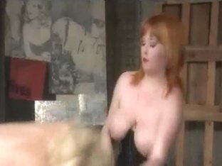Lesbian Domination And Spanking