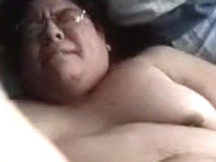 Chubby blubbery Alma fucking