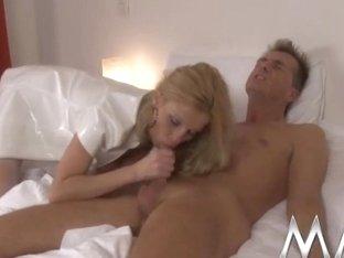 MMVFilms Video: Tit Fucking The Nurse