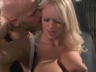 Stormy gets her snatch eaten and fucked