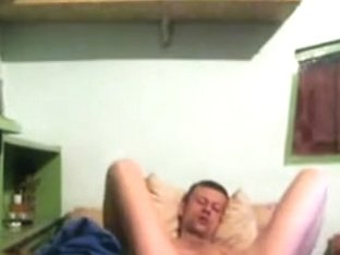 Sexy youthful angel with aged boyfrend sextape