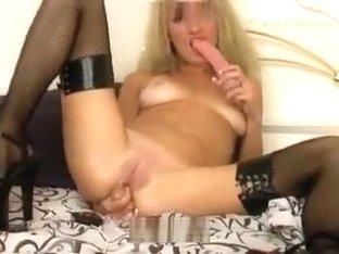Double dolbezh vagina Scarlette