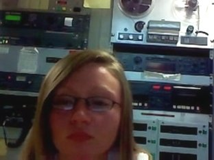 legal age teenager on radiostation mastrubate on webcam afther work