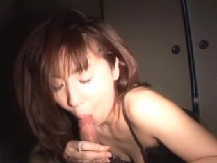 Superb Oriental cum in throat