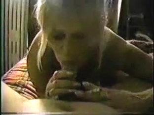 Mature blonde smoking fetish porno