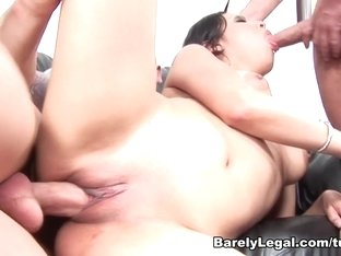 Amazing pornstar in Best Facial, Threesomes xxx movie
