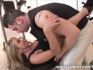 Horny pornstar in Hottest Blowjob, Blonde adult scene