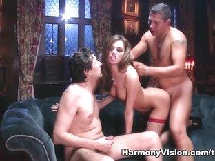 Fabulous pornstars Sheer Delight, Tori Black in Crazy Stockings, Pornstars xxx video