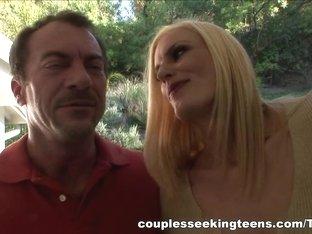 Incredible pornstar in Amazing Facial, Threesomes adult clip