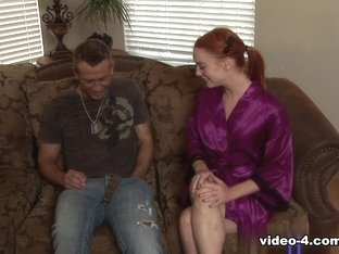 Best pornstar Dani Jensen in Hottest Redhead, Showers sex clip