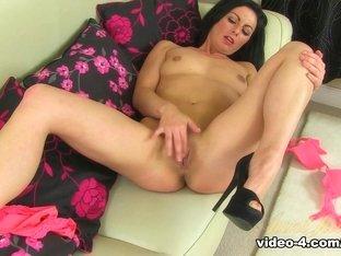 Fabulous pornstar Roxanne Cox in Best British, Small Tits sex video
