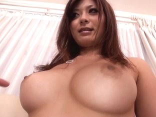 Hottest Japanese girl Haruki Sato in Horny stockings, big tits JAV video