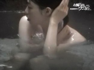 Wet Japanese titties on the softcore shower spy cam vid dvd 03203