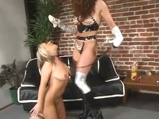 Girlie and Kym Wilde