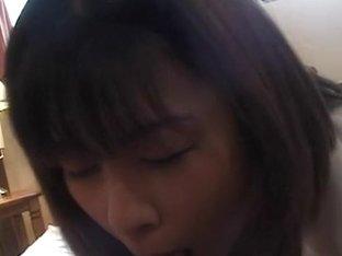 Teeny Asian schoolgirl getting nasty with her pervert professor