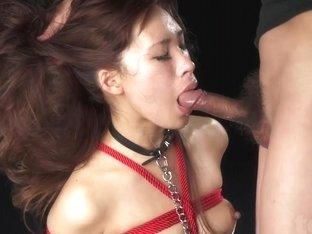 Brutal Japanese Face Fuck: Itou Mayu