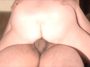 Giving it to my plump wife real hard