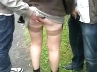 stroking cocks from strangers