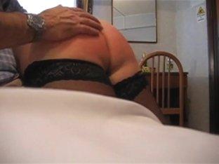 spanked ###