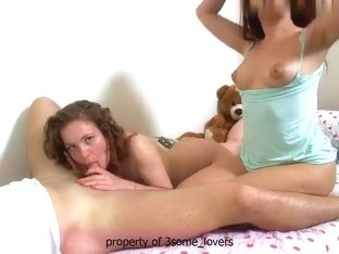 3some_lovers private video on 06/06/15 02:01 from Chaturbate