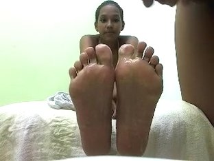 Jim masturbates and cums on my feet